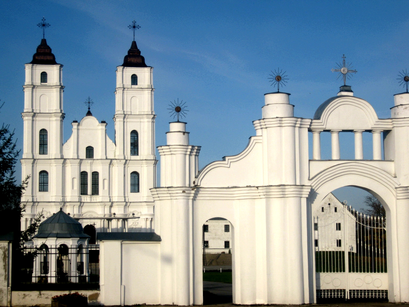 Aglona Sanktuarium Maryjne